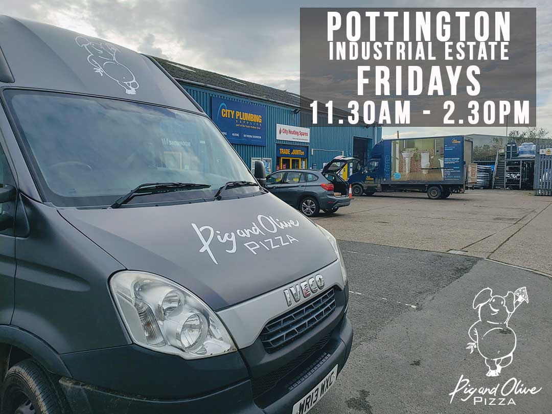 Pottington Industrial Estate - Every Friday Lunch & Get 15% discount on your first online order and Join our Loyalty Scheme